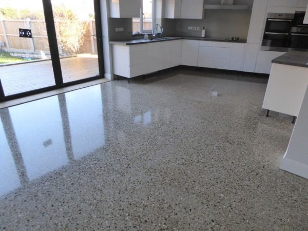 How To Polish A Concrete Floor Yourself