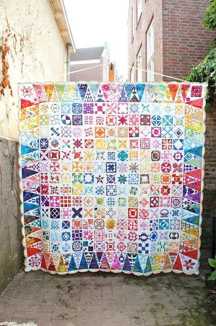 Quiltshop 100 rozen