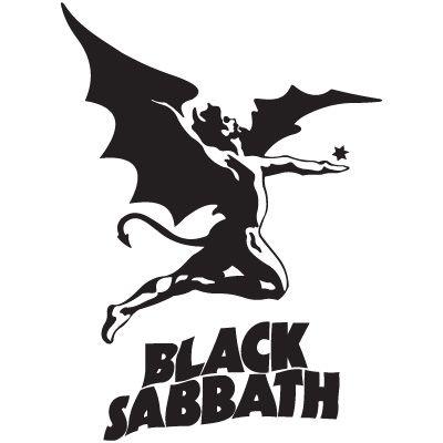 Judas Priest Black Bands Automotive Decal//Bumper Sticker