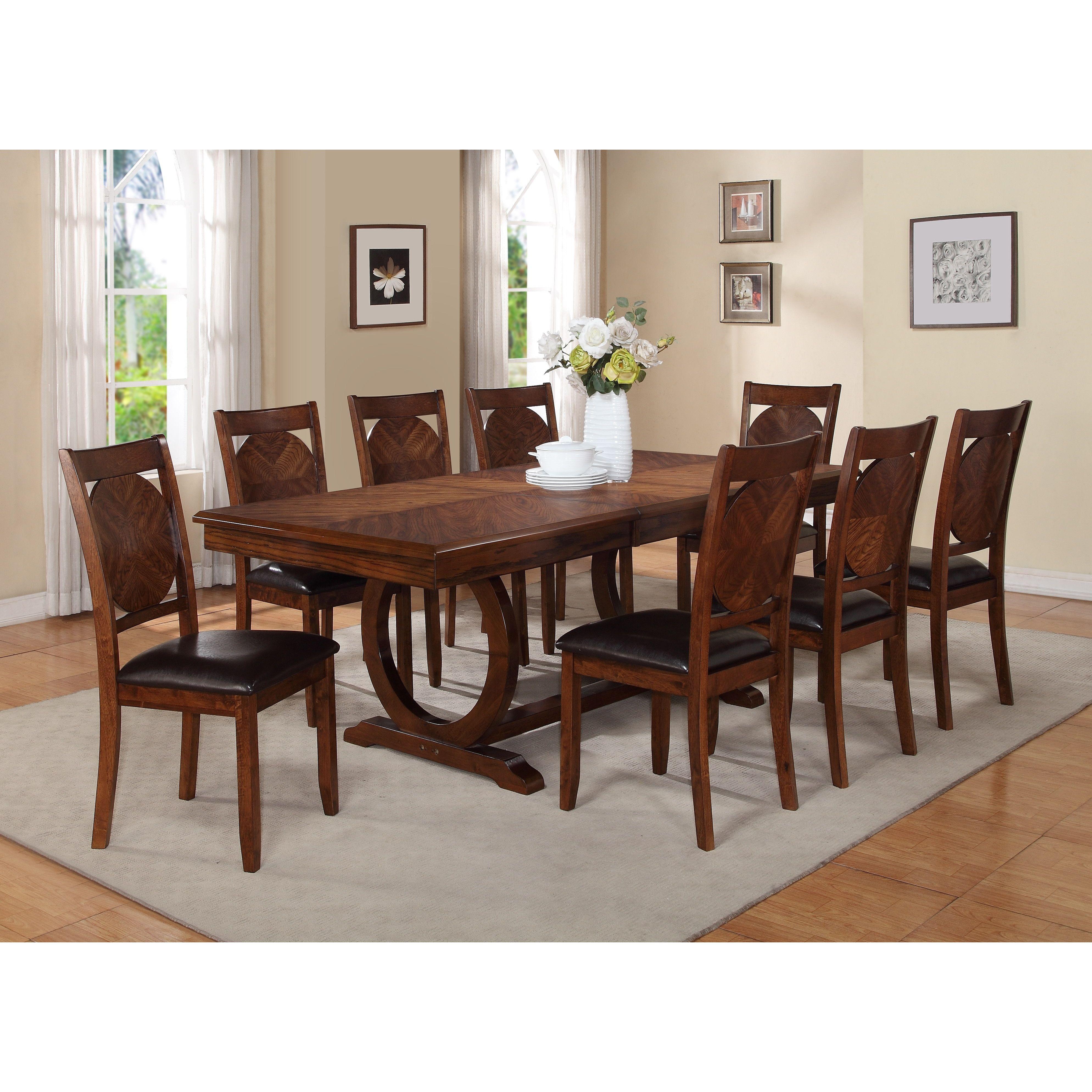 Room · milton green star vernon extendable dining table