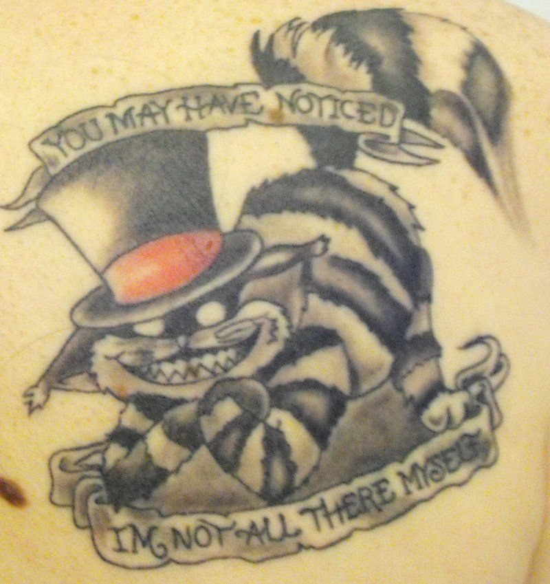 Cheshire cat tattoos bing images tattoos pinterest for Tattoo shops in nashua nh