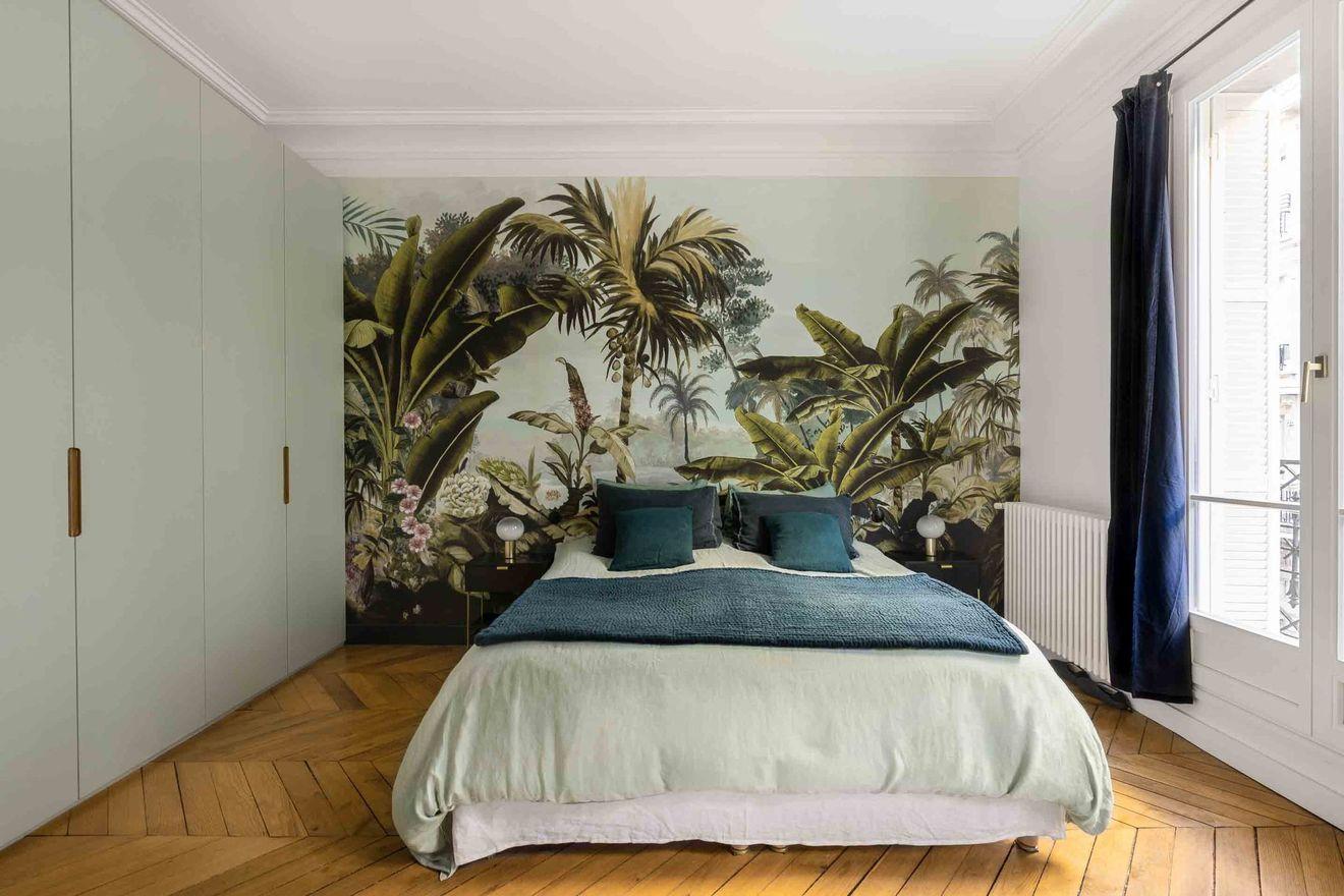 Appartement Paris 6 Un 100 M2 Haussmannien Remodele Deco