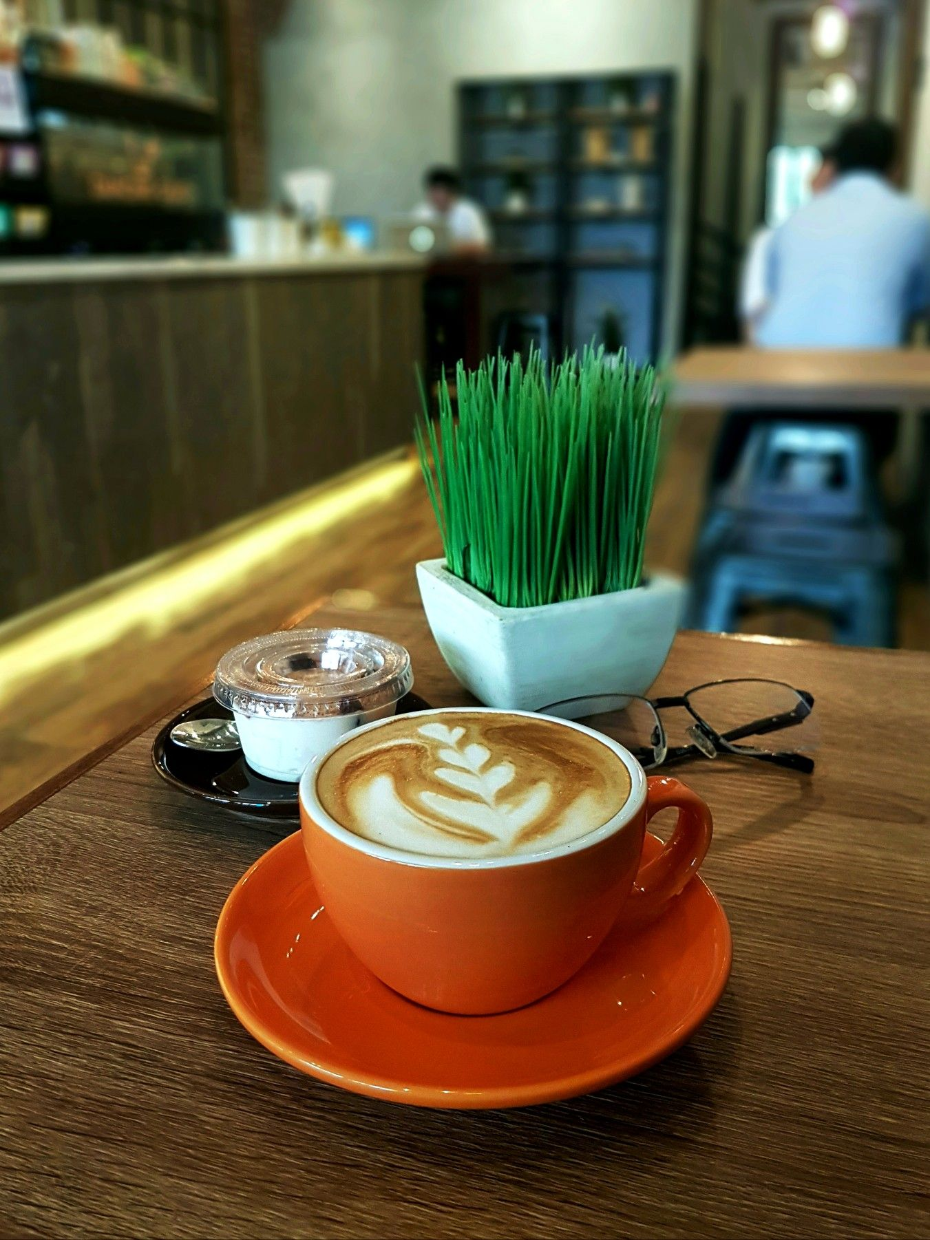Coffee Art Jakarta Quotcappuccino Quot Dancing Goat Coffee Co Jakarta Coffee