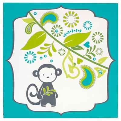 product image for Jonathan Adler Safari Monkey Wall Decor