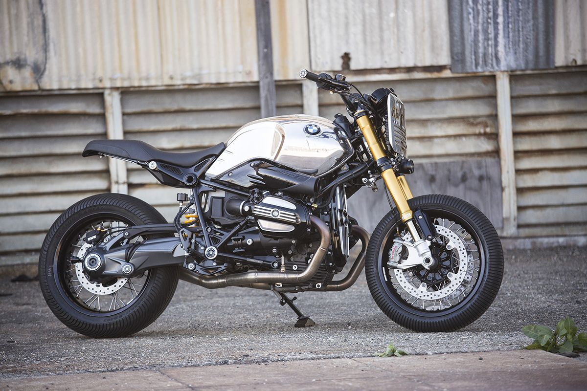 Bmw R Ninet Street Tracker Kh9 By Roland Sands Motorcycles Streettracker Motos Caferacerpasion Com