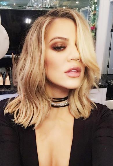 It Isnt Easy To Get Hair Like Khloe Kardashian Too Glam