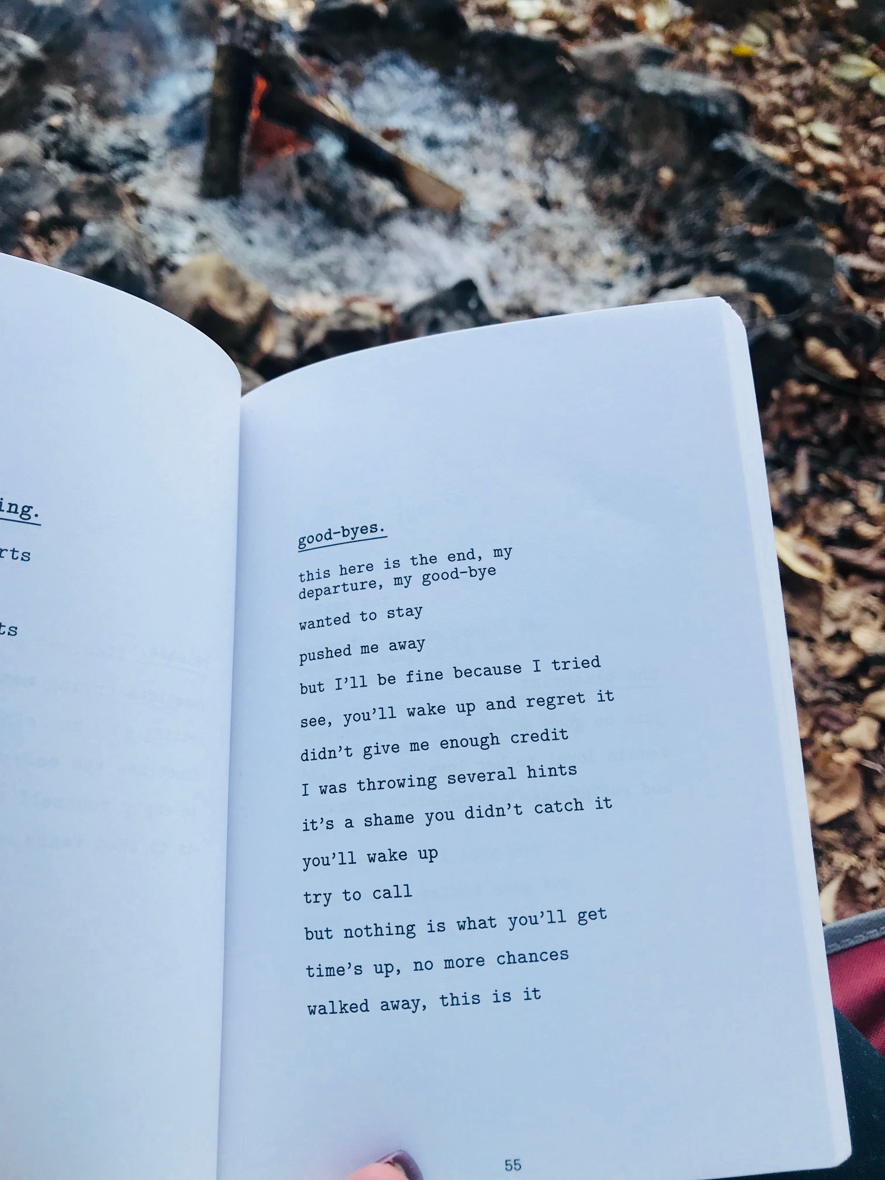 Only 1st half  | Goodbye letters | Poetry quotes, Goodbye letter