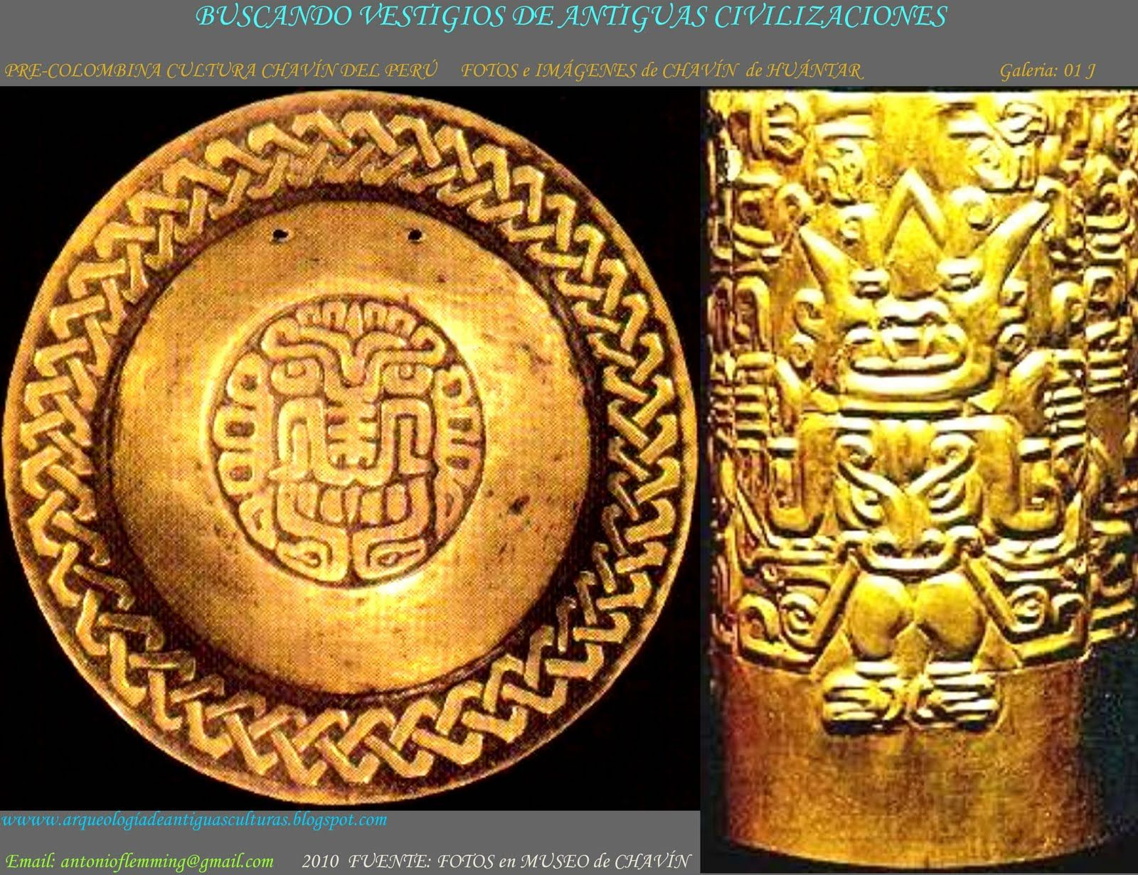 Chavin Culture - Peru