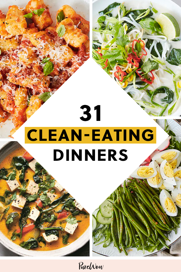 31 Clean-Eating Dinners (That Taste Dirty) to Make Each Night in January