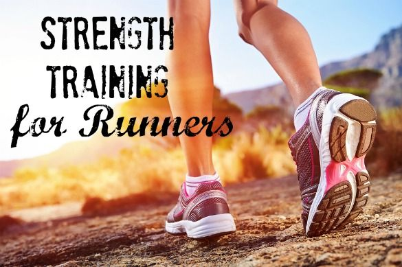 Strength Training for Runners: We've Got the Book for You