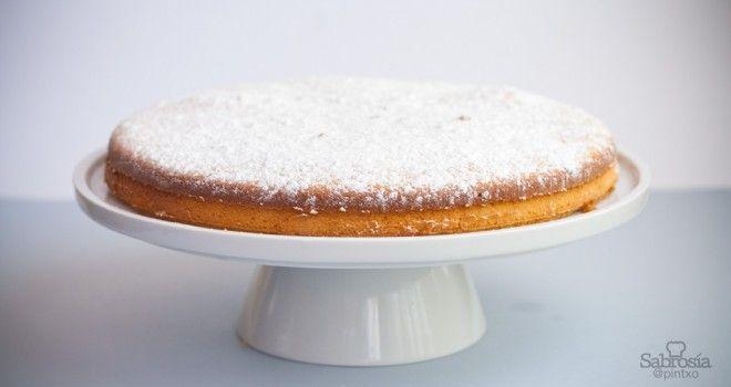 Receta de pastel de limón y yogur - Sabrosía
