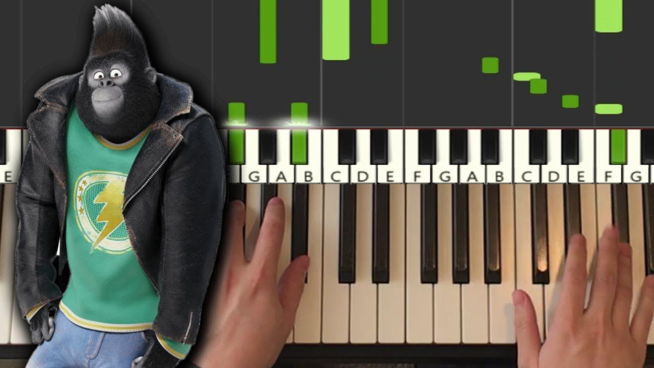 How To Play I M Still Standing Piano Tutorial Lesson With
