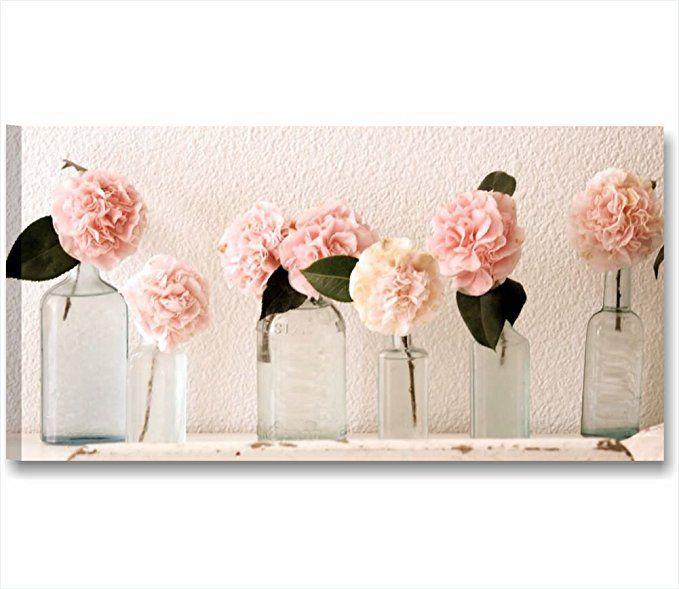 Rose Vintage 1 \u2013 Modernes Bild 90 x 45 cm Druck auf Leinwand