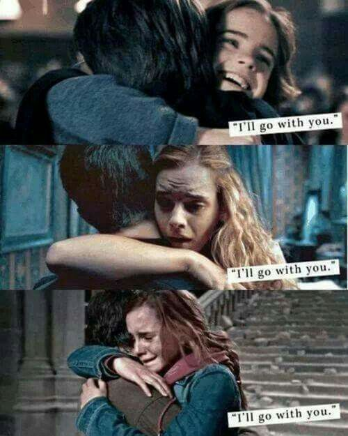 They were the siblings which were true from heart | The HP