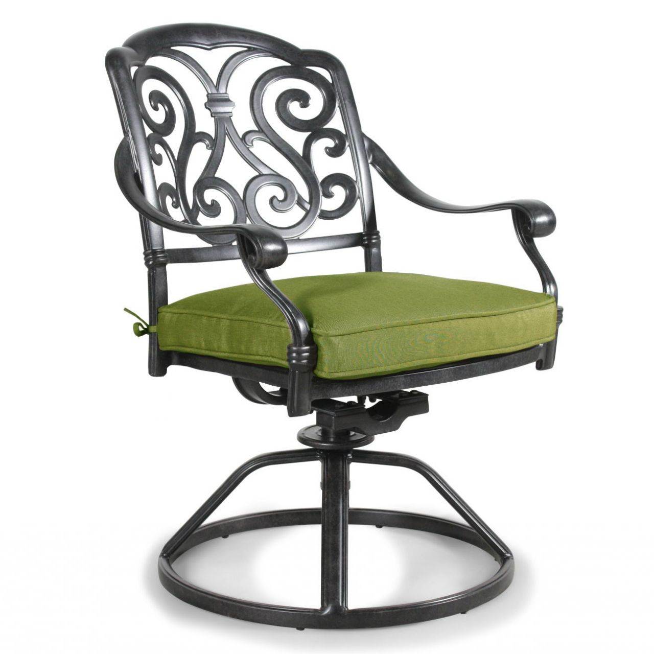 Closest American Furniture: Rio Grande Swivel Dining Arm Chair