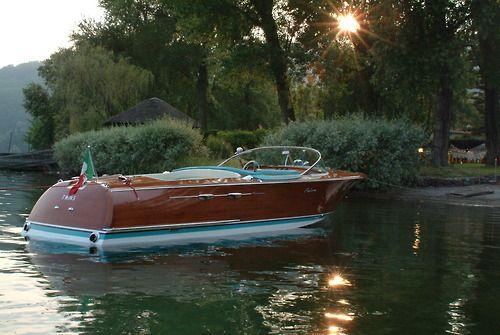 Bootfahren ist auch im Badeort Grömitz an der Ostsee