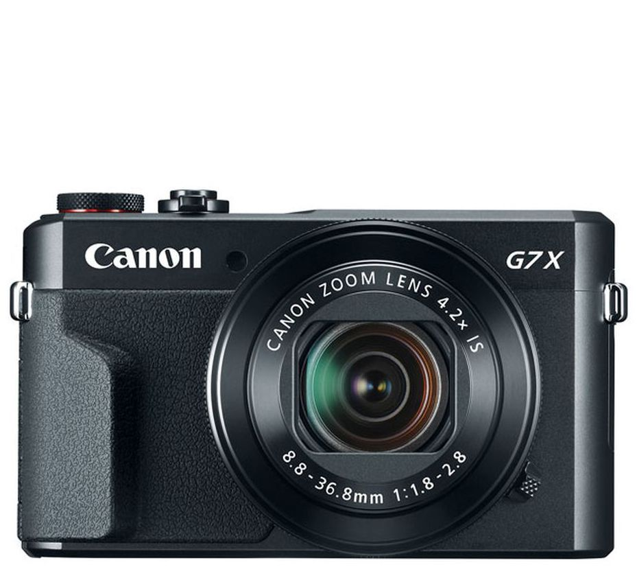 Canon Powershot G7 X Mark Ii Digital Camera Qvc Com In 2020 Canon Powershot Powershot Digital Camera