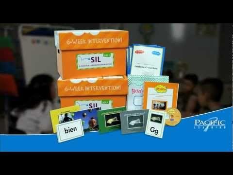 New Spanish intervention! SIL- El Sistema de la Intervención de Lectura