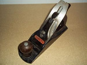 #4 Smoothing Plane Made in England