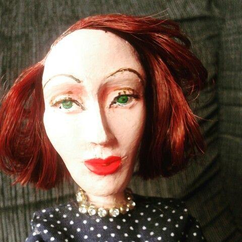Edith Piaf dolls