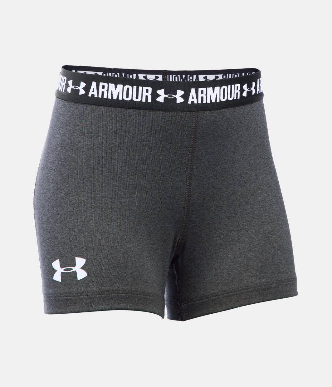 Girls Ua Heatgear Armour 3 Shorty Under Armour Girls Under Armour Outfits Nike Outfits