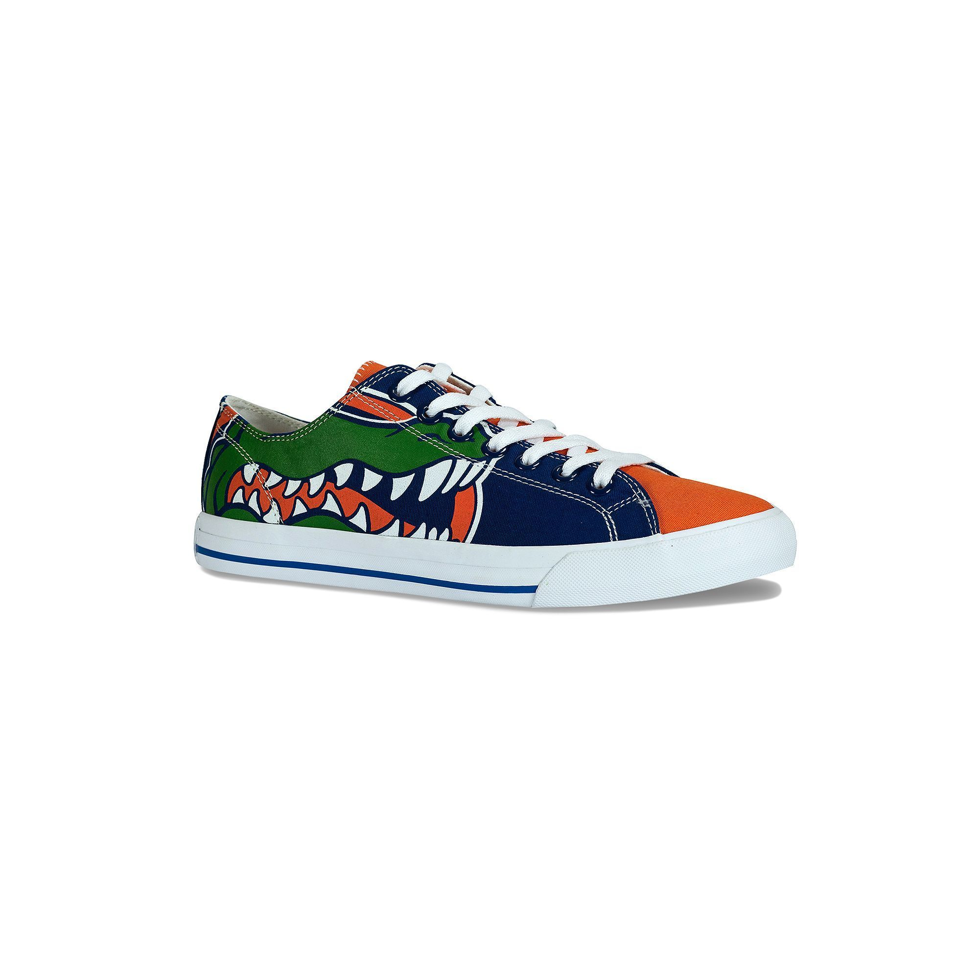 Adult Row One Florida Gators Victory Sneakers Adult Unisex Size 45 Med