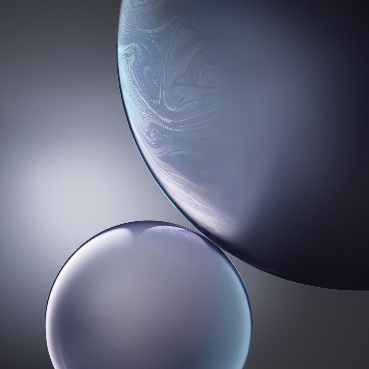 Download The All New iPhone XR 'Bubble' Wallpapers Here