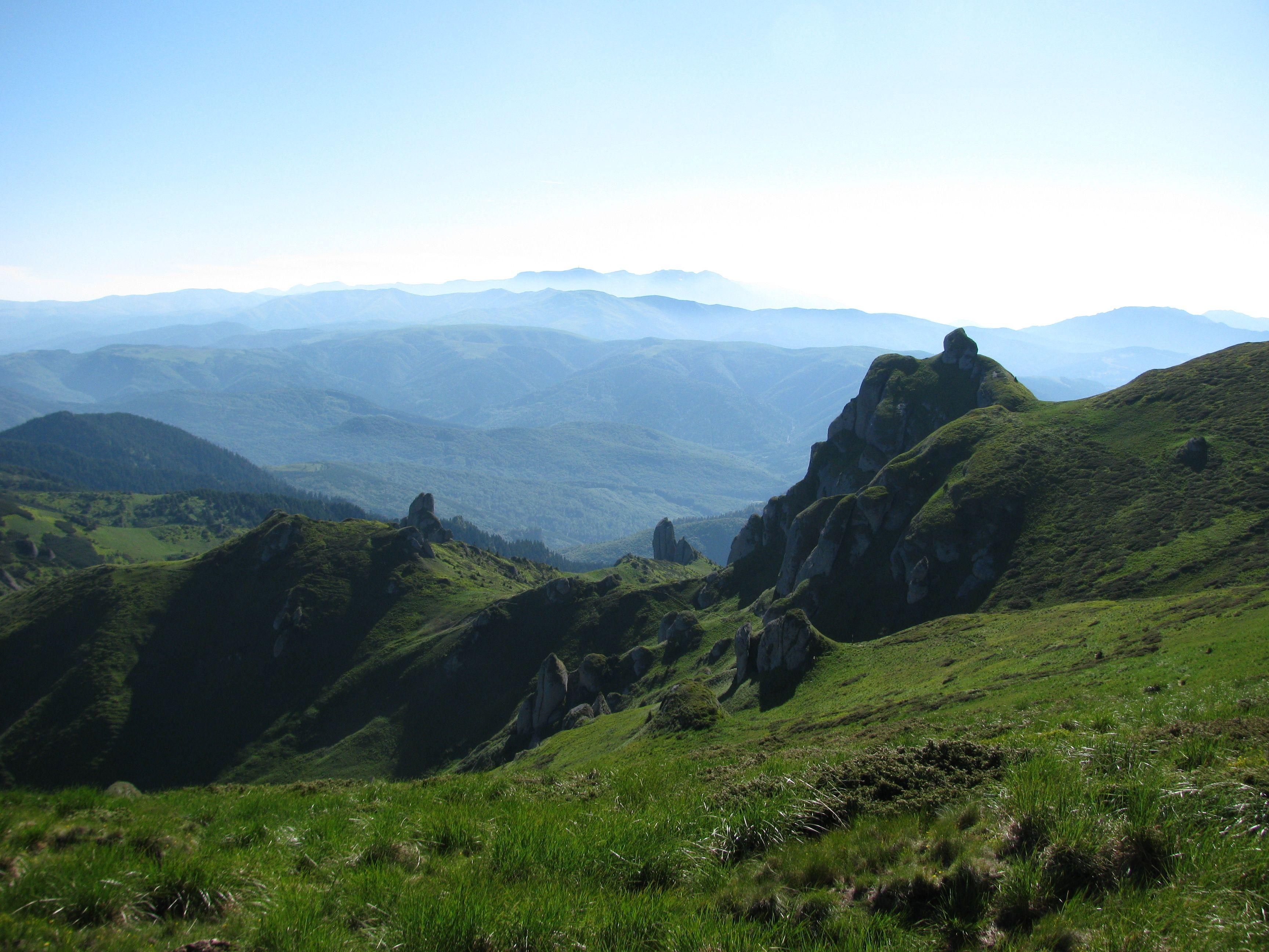 Montes Ciucaș (Rumanía)