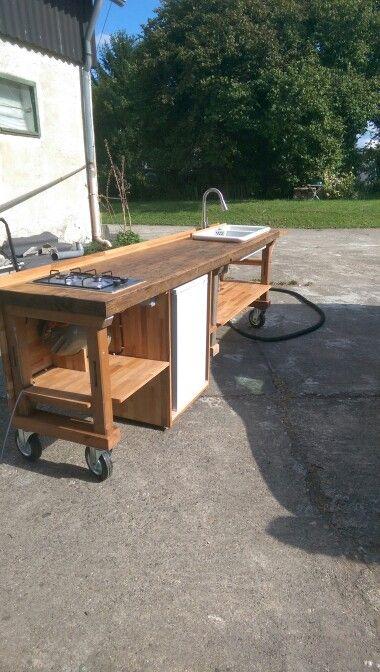 fahrbare aussenküche aussenküche outdoor kocher garten küche on outdoor kitchen ytong id=62122