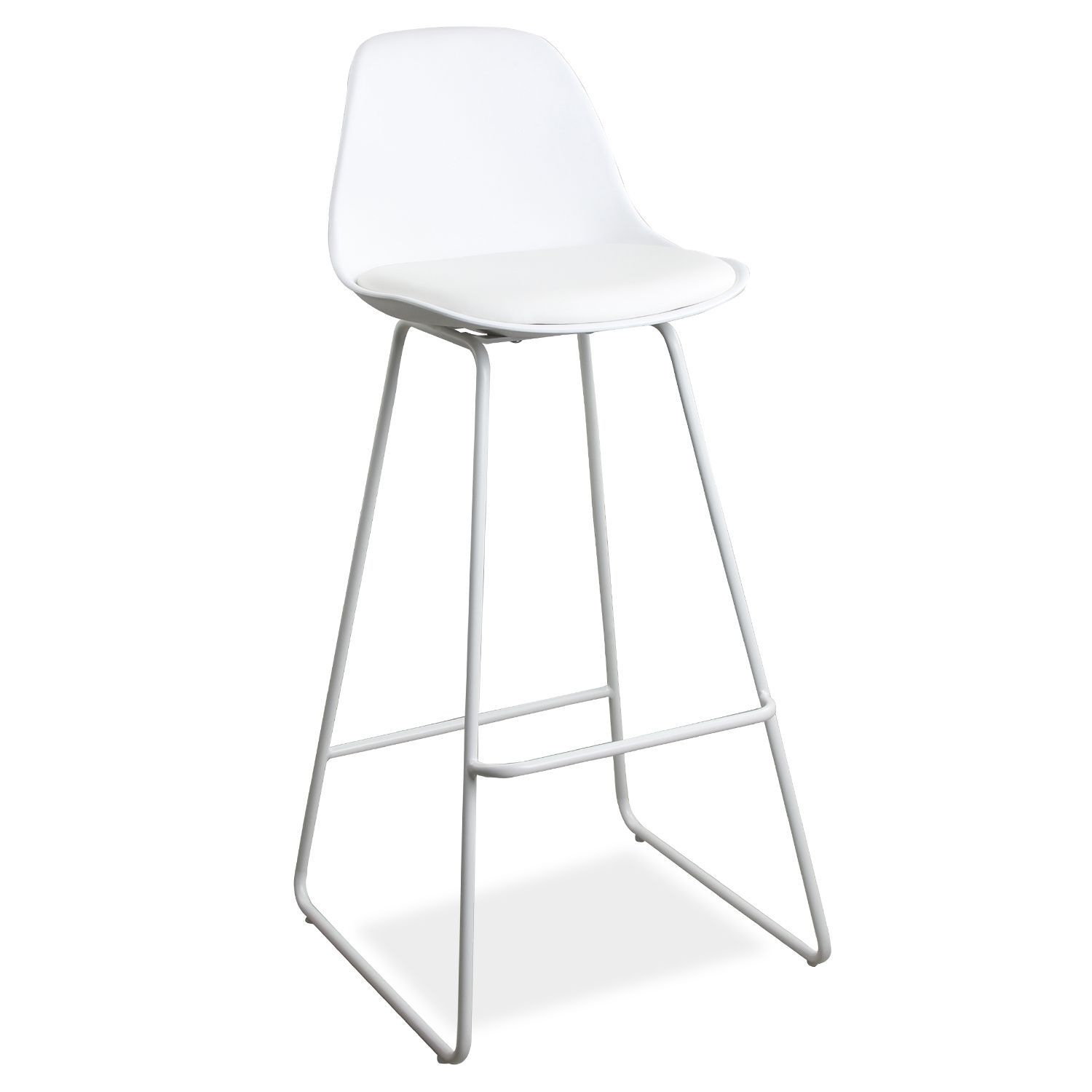 Best Of White and Black Bar Stools