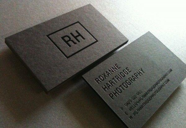 Taylord Press Taylord Press Photography Business Cards Business Card Design Photography Business Card Design Black