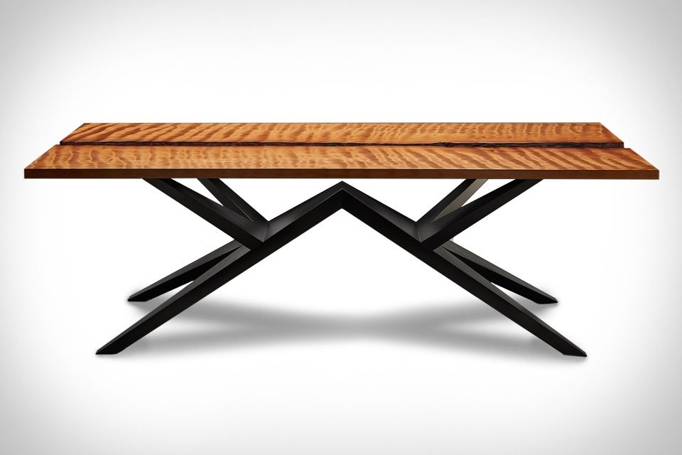 The Kahiko Table Is Made From A Composite Of Engineered Wood And Carbon  Fiber That Acts As A Perfect Support For The Main Event: Two Book Matched  Pieces Of ...