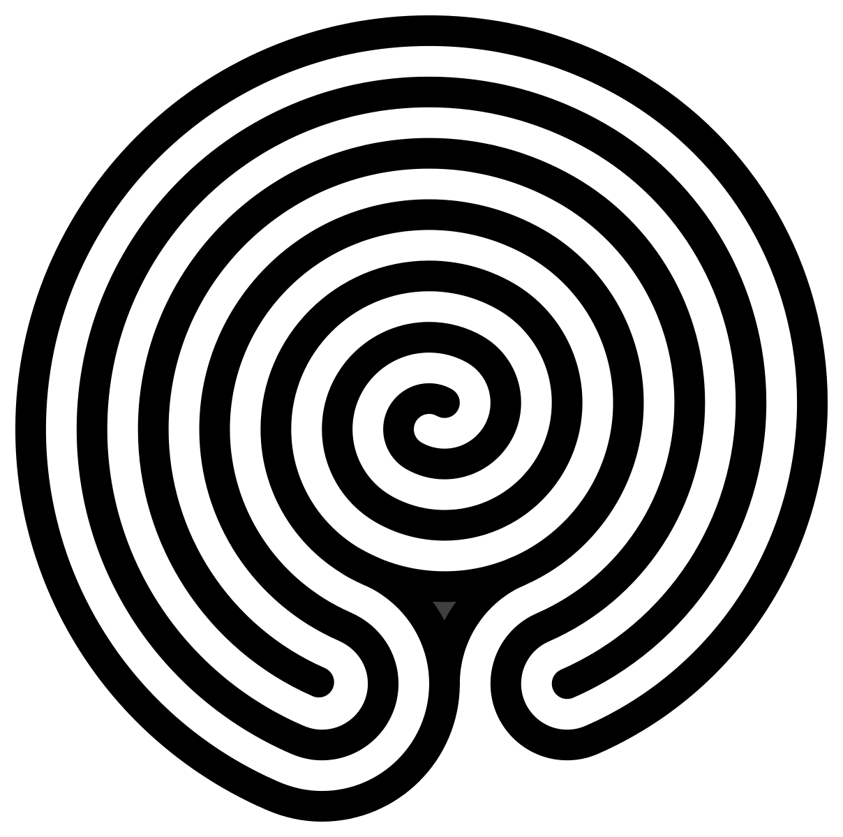FileChakravyuhalabyrinthalternate.svg Labyrinth