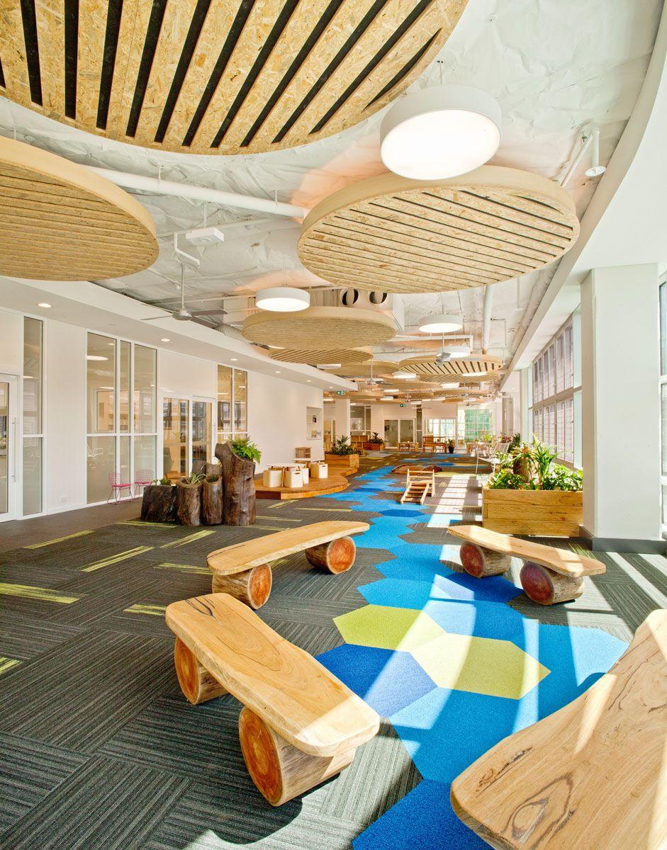 Goodstart Double Bay Child Care Centre Child Care Center Design