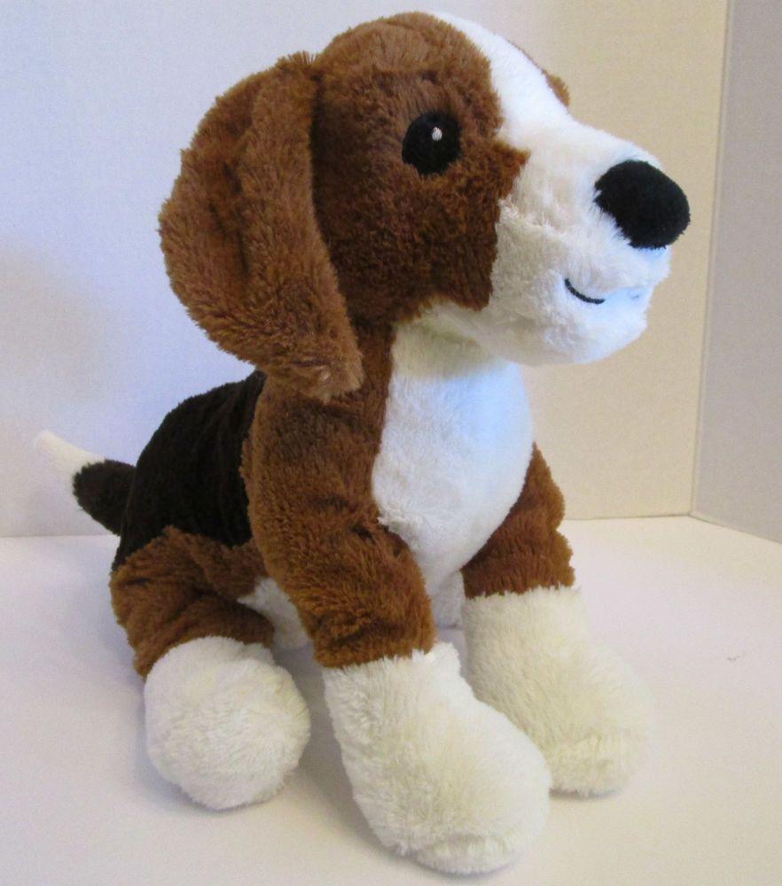 ikea beagle gosig valp dog  soft plush stitched eyes stuffed  - ikea beagle gosig valp dog  soft plush stitched eyes stuffed animalpuppy