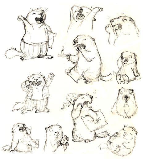 Coloriage marmotte colorier dessin imprimer ragondin pinterest colorier coloriage - Coloriage marmotte ...