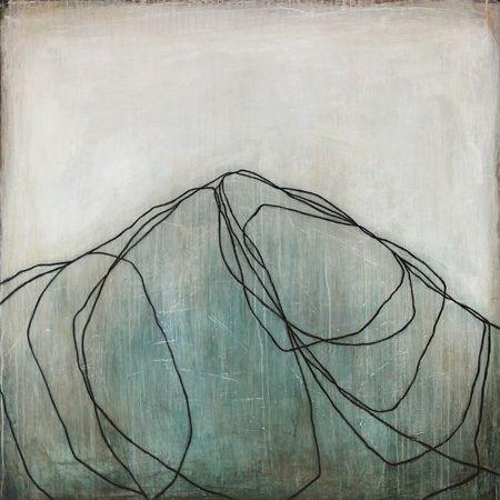 Blue Mountain II Karine Léger|2013