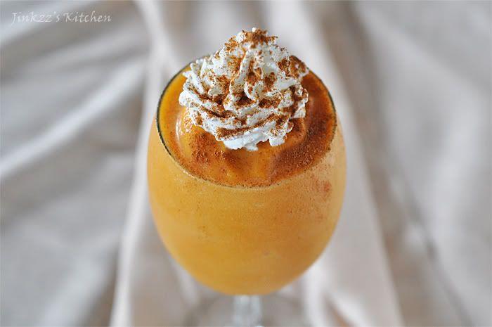 Welcome to Jinkzz's Kitchen: Pumpkin Pie Smoothie
