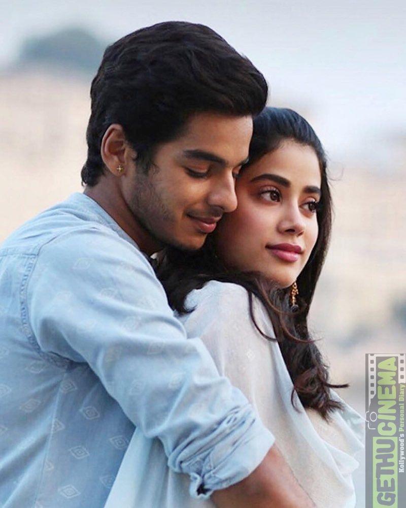 Dhadak Hindi Movie Hd Stills Bollywood Couples Movie Couples