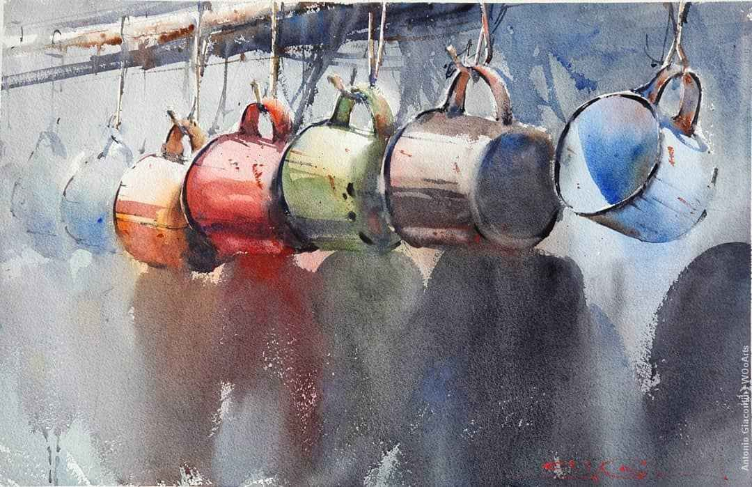 Pin By Eva Chau On Painting Art Painting Painting Watercolor