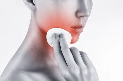Reduce facial inflammation