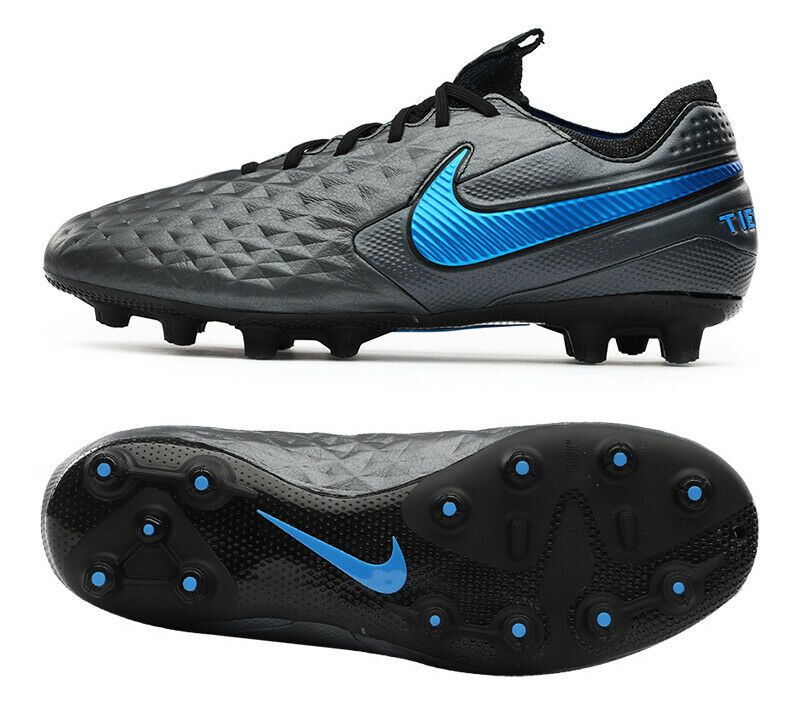Advertisement Ebay Nike Tiempo Legend 8 Elite Hg At5899 004 Soccer Shoes Football Cleats Boots Nike Leather Black Nikes Soccer Shoes