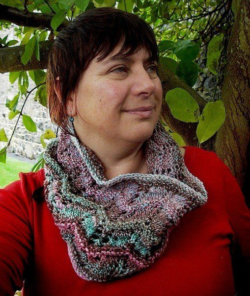 Free Knitting Pattern - Cowls and Neck Warmers: Flutterby Cowl ...