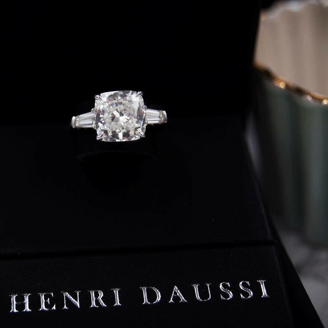 Instagram Photo By Henri Daussi Apr 21 2016 At 3 36pm Utc Custom Wedding Rings Round Diamond Engagement Rings Wedding Ring Designs