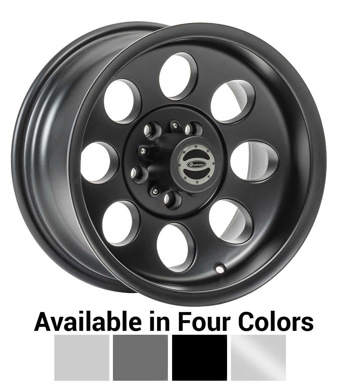 Quadratec 39 S New Baja Xtreme Wheels Provide Classic Styling