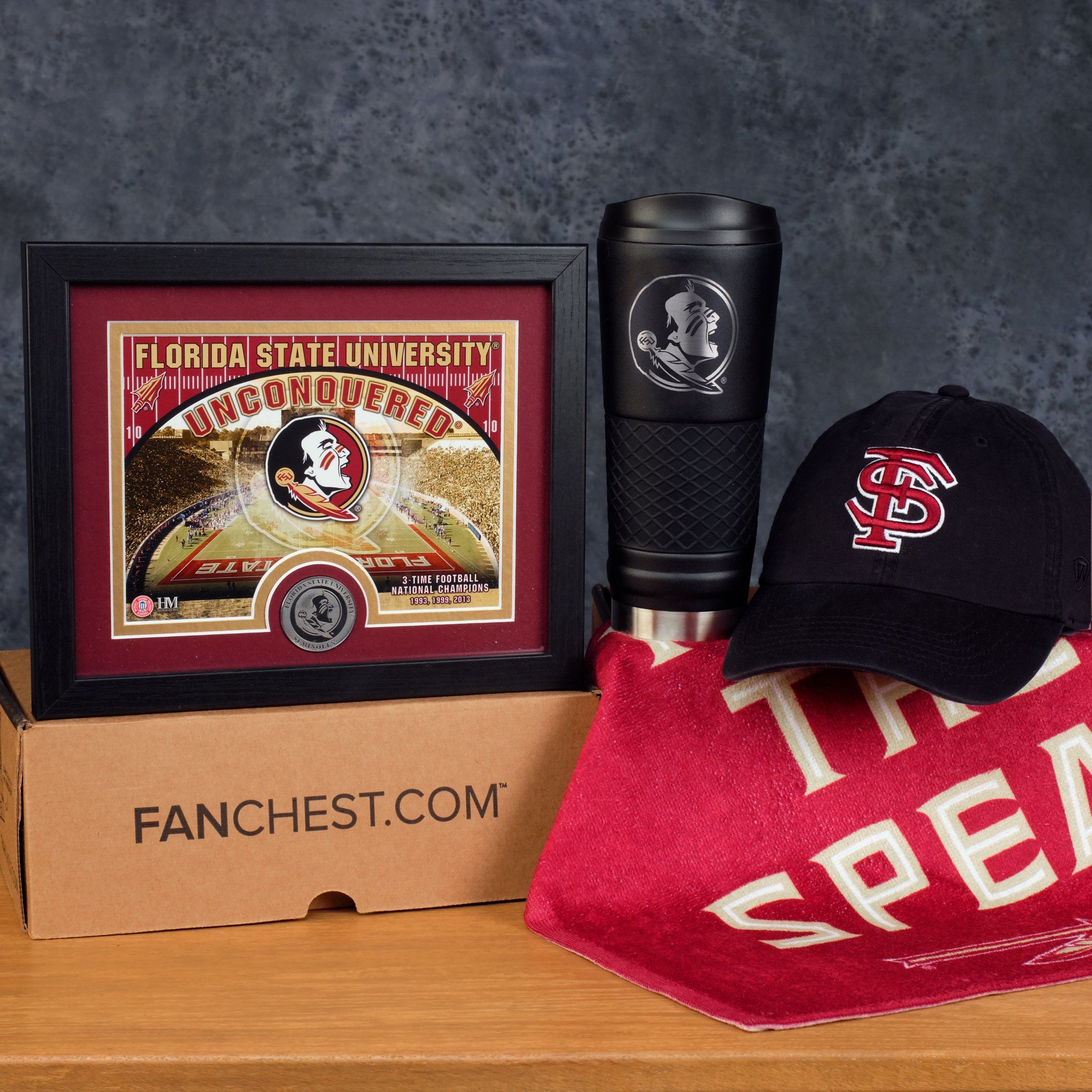 Florida State Seminoles FANCHEST Deluxe Gifts for sports