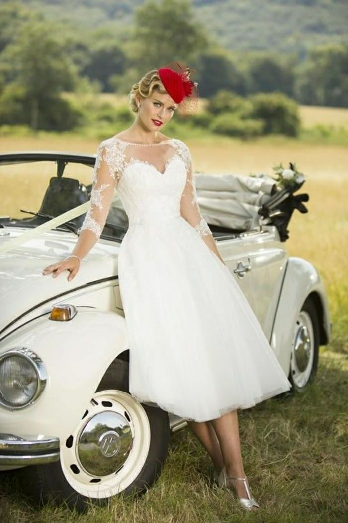 ▷ 1001 + Ideas for Vintage Wedding Dresses to Fall in Love With ...