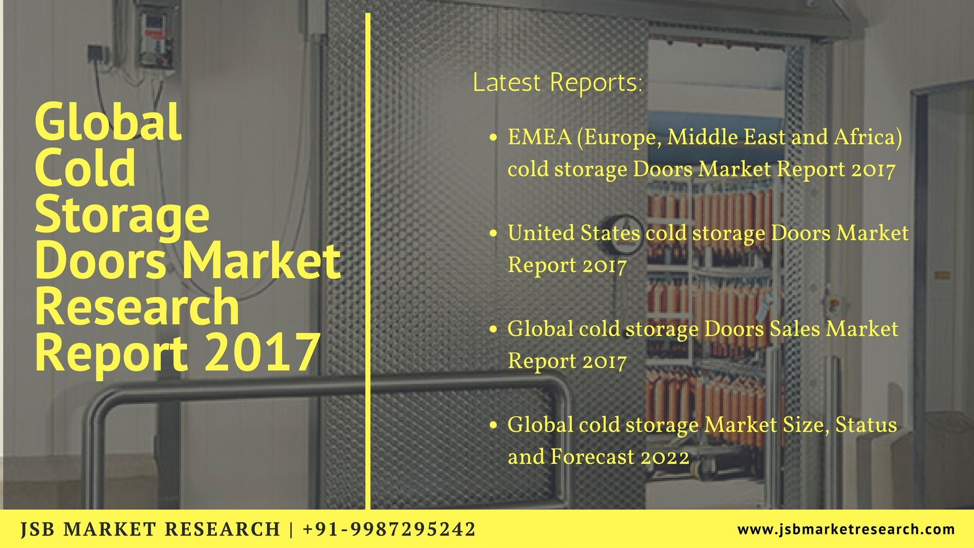 The Cold Storage Doors Market Report 2017 to 2022 report enable clients to make informed  sc 1 st  Pinterest & The Cold Storage Doors Market Report 2017 to 2022 report enable ...