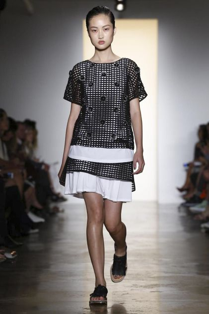 Peter Som Ready To Wear Spring Summer 2015 New York