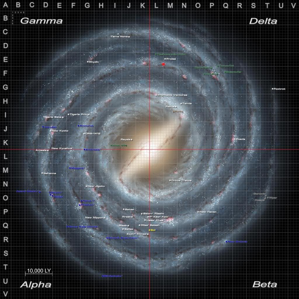 Milky way galaxy map 3d page 2 pics about space for 3d map of outer space